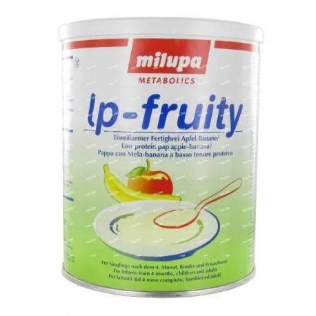Milupa Lp-fruity x 300g