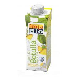 ECO Seva de mesteacan cu ananas x 250ml Isola Bio