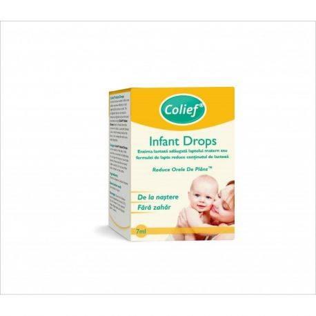 Colief Infant Drops - Picaturi Anticolici x 7ml