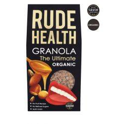 Granola Organic The Ultimate x 500g Rude Health