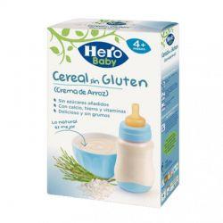 Hero Baby Natur Cereale fara gluten (crema de orez) x 300g