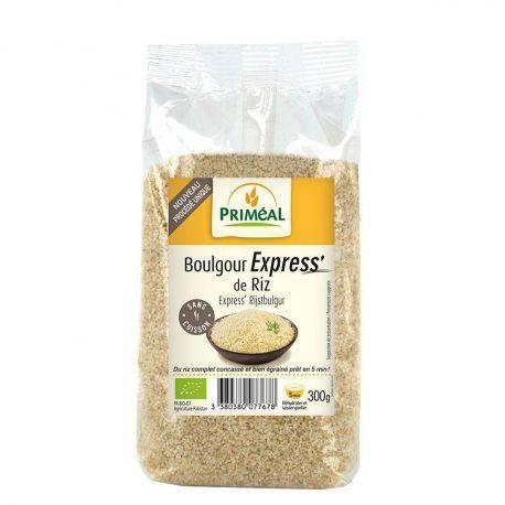 Bulgur expres de orez x 300g Primeal