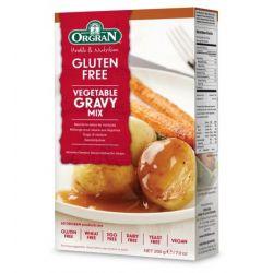 Sos fara gluten cu amestec de legume x 200g Orgran