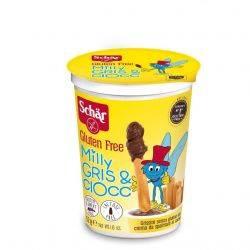 Milly Gris & Ciocc - Grisine si crema de ciocolata x 52g Dr. Schar