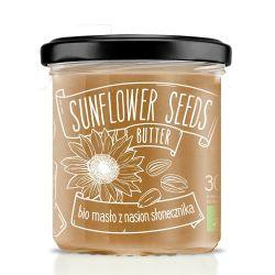 Unt de seminte de floarea soarelui bio x 300g Diet Food