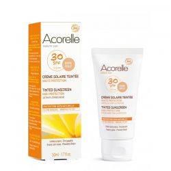 Crema protectie solara SPF 30 colorata - nuanta inchisa x 50ml