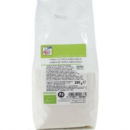 Faina bio de tapioca (vegan) 250g