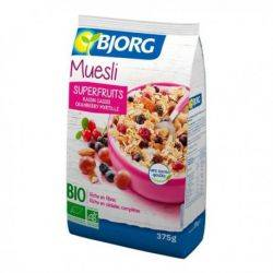 Eco Musli Superfructe x 375g BJORG