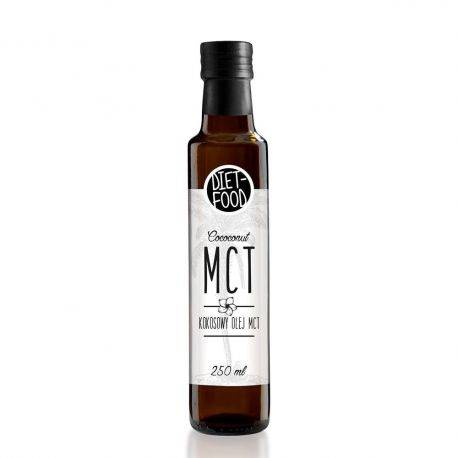 Ulei de cocos MCT x 250ml Diet Food