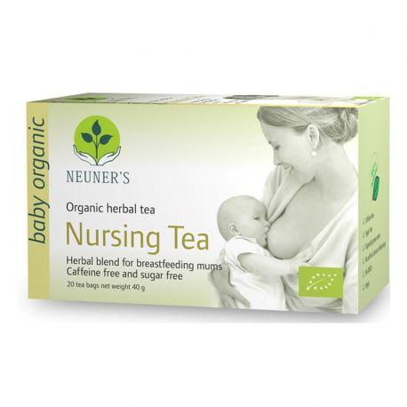 Ceai calmant pentru burtica bebelusului NEUNER'S x 40g