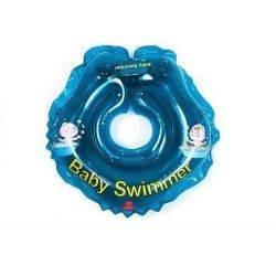 Colac Verde Culoare completa 0-24 luni Baby Swimmer