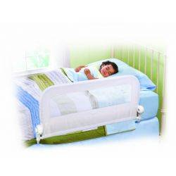 Protectie pliabila pentru pat White Summer Infant