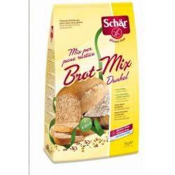 Mix per Pane Rustico faina fara gluten x 1kg, Dr. Schar