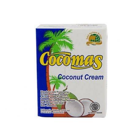 Crema de Cocos x 200ml Cocomas