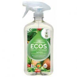 Detergent solutie pentru spalat legume si fructe x 500ml Earth Friendly