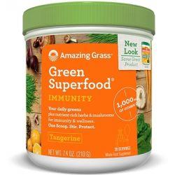 Bautura din iarba de grau Imunitate x 30 portii Amazing Grass