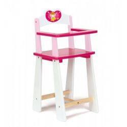 House of Toys - Scaun de masa papusi Fairy, din lemn