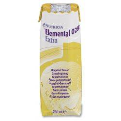 Elemental 028 Extra grapefruit x 250ml Nutricia
