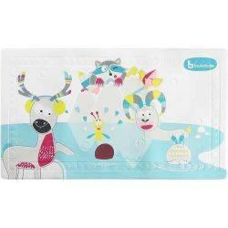 Covoras baie cu Senzor De Temperatura, Animals - Badabulle