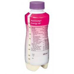Nutricomp HP Energy Neutral MB x 500ml BBraun