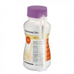 Nutricomp Drink Plus Banane (4x200ml) BBraun