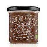 Crema de alune cu cacao Nutty bio x 300g Diet Food