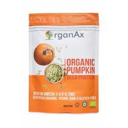 Proteine din seminte de dovleac organic x 250g OrganAx