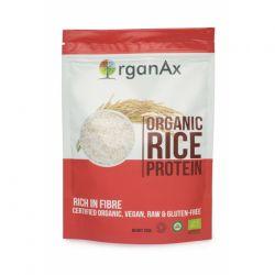 Pudra proteica din orez organic x 250g OrganAx