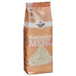 Faina de castane fara gluten bio x 350g Bauckhof