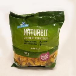 Spirale Paste fara gluten din porumb x 200g Naturbit