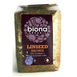 In brun raw organic x 500g Biona