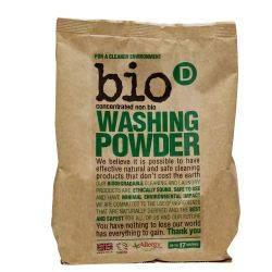 Detergent rufe pudra, hipoalergic x 1kg Bio-D Special
