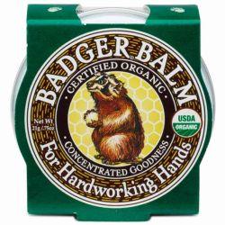 Mini balsam pentru maini crapate si muncite x 21g Badger
