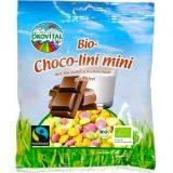 Drajeuri de ciocolata Choco-lini mini ECO x 100g Okovital