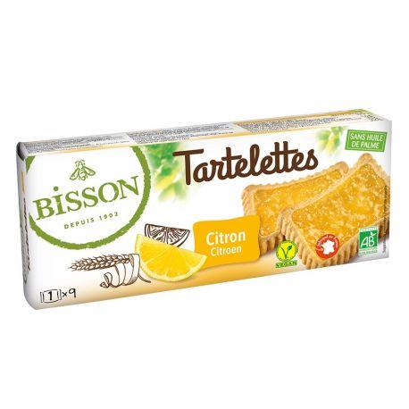 Mini tarte cu lamaie x 145g Bisson