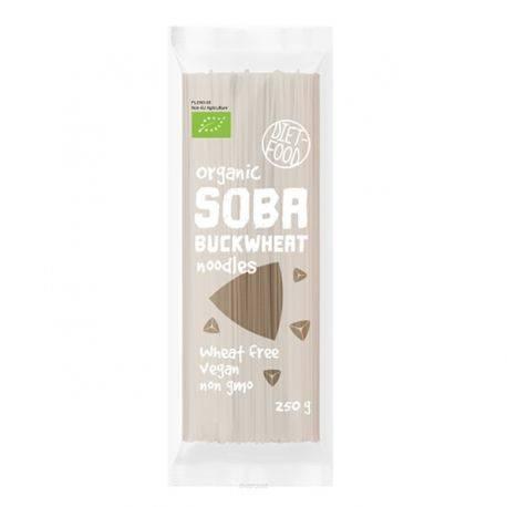 Paste Taitei Soba Bio 100% hrisca x 250g Diet Food