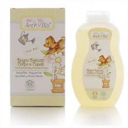 Sampon si gel de dus Eco Bio pentru copii si bebelusi x 400ml Baby Anthyllis
