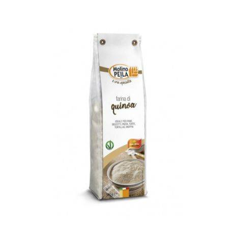 Faina de quinoa fara gluten, Vegan x 500g Molino Peila