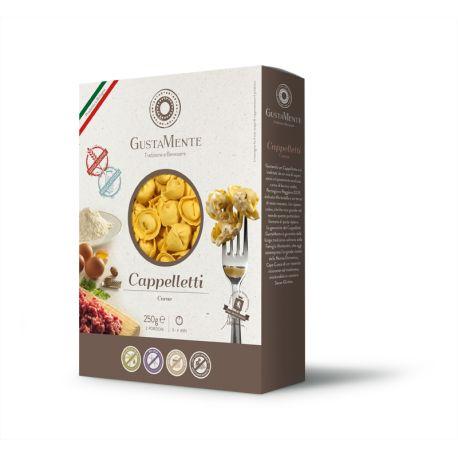 Paste fainoase proaspete Cappelletti, fara gluten x 250g Gustamente