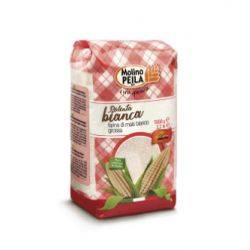 Malai alb din porumb, fara gluten x 1000g Molino Peila