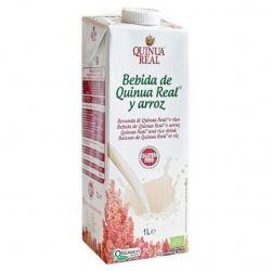 Bautura bio din quinoa si orez fara gluten x 1000ml Quinua Real