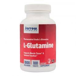 L-Glutamine 1000mg x 100tb Jarrow Formulas