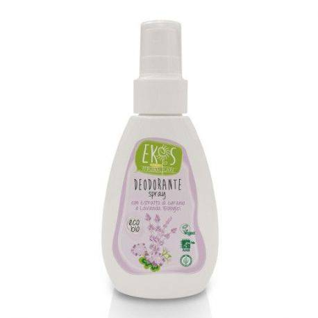 Deodorant spray muscata si lavanda ECO x 100ml Ekos