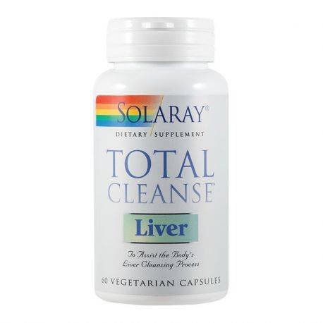 Total Cleanse Liver x 60cps Solaray