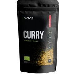 Curry Pulbere Ecologica x 60g Niavis
