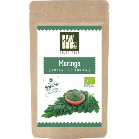 Moringa pudra ECO x 125g Rawboost Smart Food