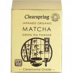 Ceai verde Matcha Eco x 30g Clearspring