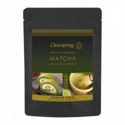 Ceai verde Matcha Eco x 40g Clearspring