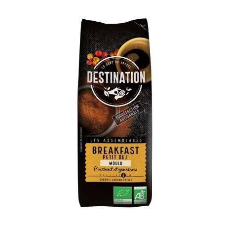 Cafea macinata Mic Dejun eco x 250g Destination