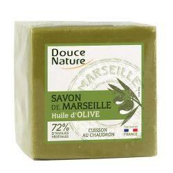 Sapun de Marsilia verde x 600g Douce Nature